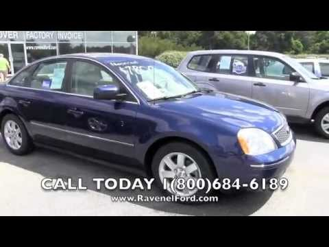 2005 ford five hundred sel charleston car videos review. Black Bedroom Furniture Sets. Home Design Ideas