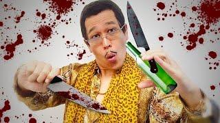 PPAP Pen Pineapple Apple Pen - DIE GRUSELIGE WAHRHEIT  (Horror creepy Version)   MythenAkte