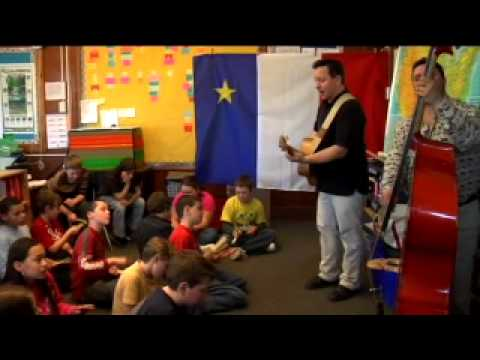 Acadian Culture in Maine: a musical history