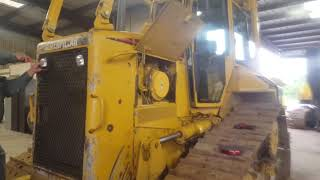 Heavy Equipment Repair Shop | Cat D6N XL dozer
