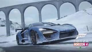 Forza Horizon 4 First Gameplay LIVE
