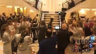 Palestinian wedding zaffa in NJ