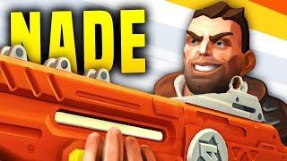 SHRAPNEL NADE VIKTOR | Paladins Viktor Gameplay & Build