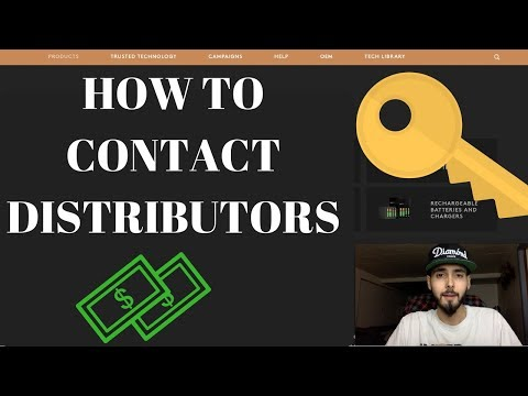 How To Contact Wholesale Distributors For Amazon FBA Resale