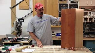 How To Assemble A Wall Cabinet