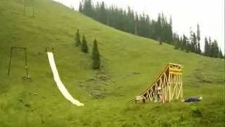 full version crazy insane water slide