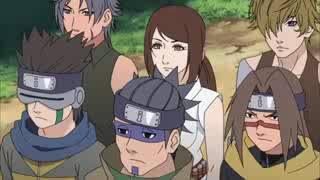 Ujian chunin ninja Konoha