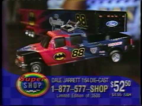 Brian Collard Hosting Live NASCAR TBS Super Shop