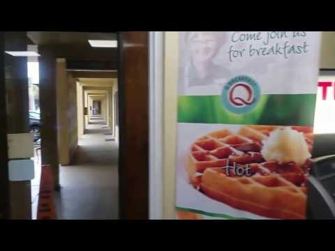 QUALITY INN AIRPORT / CRUISEPORT ROOM REVIEW 2017
