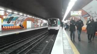 MF67C2 - Ligne 9 RATP - Havre-Caumartin