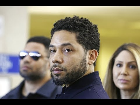 Actor Jussie Smollett indicted by special prosecutor