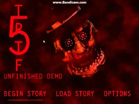 The Return To Freddys 5 Unfinished demo