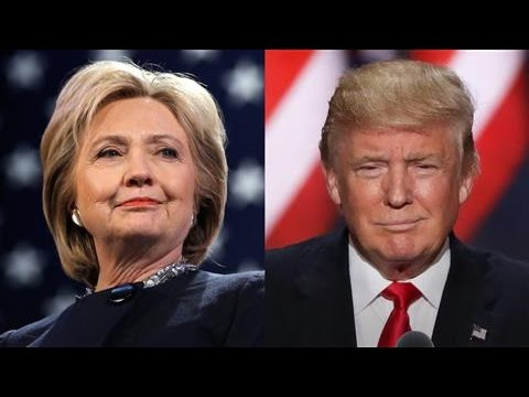 Trump and Clinton Make Closing Arguments in Final Election ...