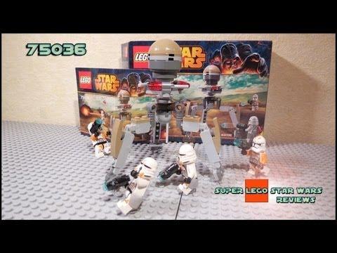 Lego Star Wars 75036 Utapau Troopers Battle Pack Review ...