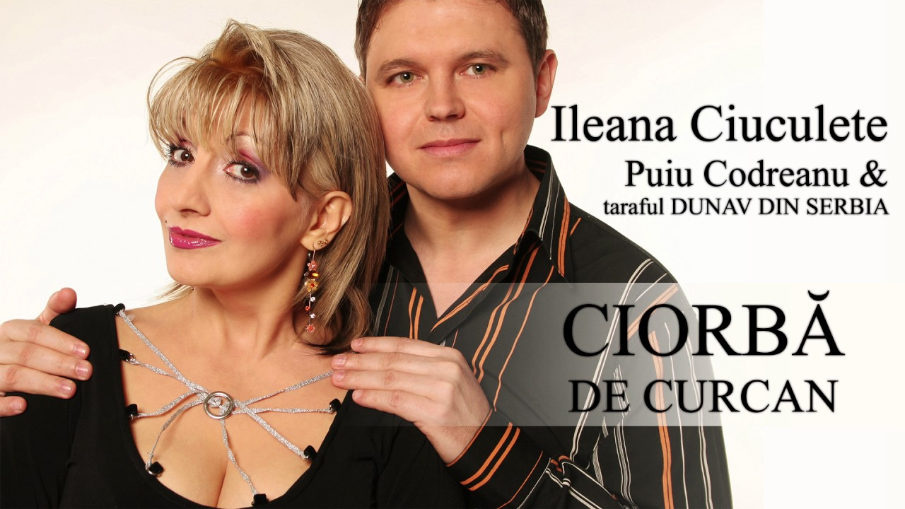 Ileana Ciuculete, Puiu Codreanu & taraful DUNAV din Serbia - Ce sa fac, ce sa fac