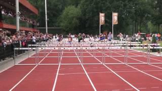 NK Junioren 2013 Finale 110m horden JB