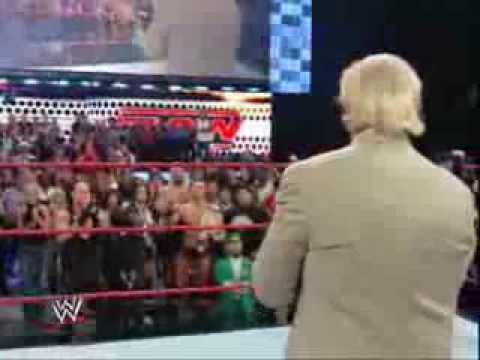 Ric Flair (farewell) (Undertaker & Mr. McMahon)
