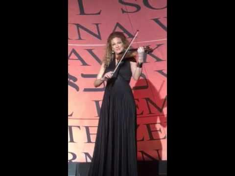 Violin at dinner 1