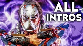 MORTAL KOMBAT 11 Kabal All Intros Dialogue Character Banter