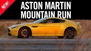 The Sounds Of The Aston Martin V12 Vantage S
