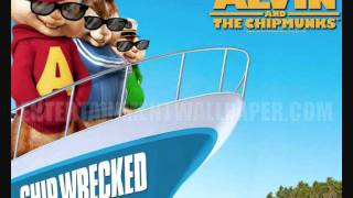 Alvin And The Chipmunks Chipwrecked Soundtrack-10 We No Speak Americano, Conga.wmv