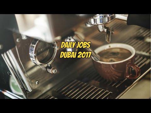 New Job Vacancy updated location Dubai