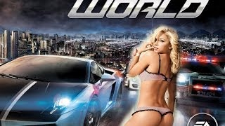 Need For Speed World PC Gameplay Online # Part 1