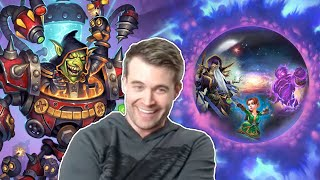 (Hearthstone) It Takes a Whole Galaxy to Beat Control Warrior