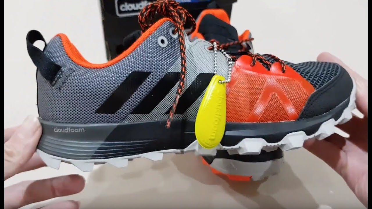 Unboxing ADIDAS KANADIA 8.1 BEST TRAIL RUNNING SHOES BB3501 (100 ... 9fce27f738