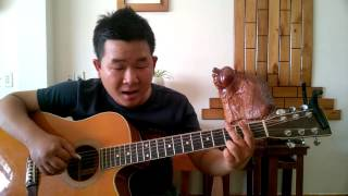 [HƯỚNG DẪN] Xuân này con không về - Guitar Solo - Phần 2