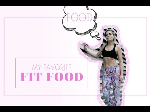 My favorite Fit Food: Snacks, Low Carb and Superfood with Body&Fit