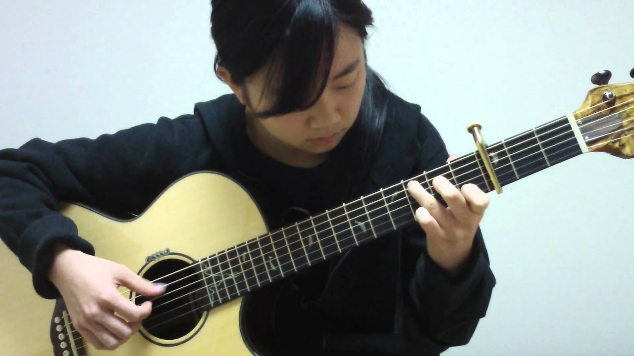 Isato Nakagawa Hazy Moon Chords Chordify