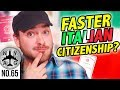 Italian Citizenship Shortcuts?