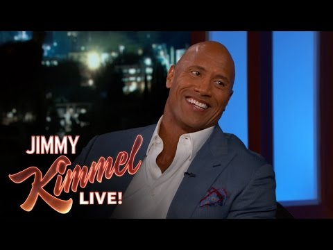 Dwayne Johnson Relives His Criminal Past