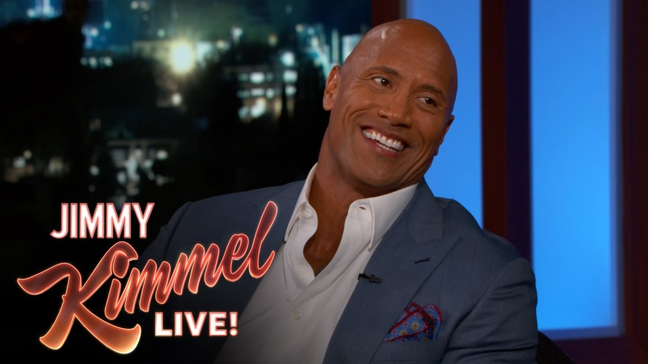 dwayne johnson relives his criminal past youtube. Black Bedroom Furniture Sets. Home Design Ideas