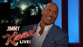 Download Dwayne Johnson Relives His Criminal Past Mp3 and Videos