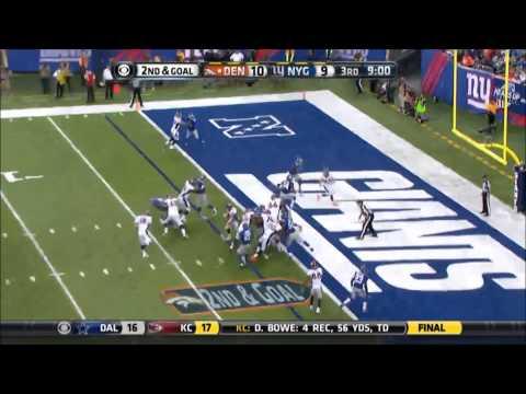 Peyton Manning Highlights 2013
