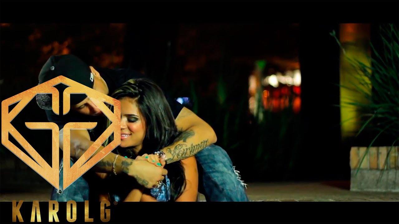 Karol G Ft Nicky Jam Amor De Dos Video Oficial Youtube