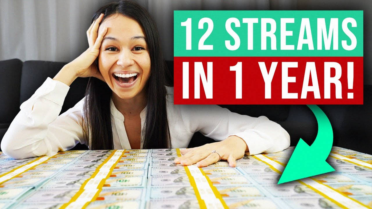My 12 Sources of Income at Age 30