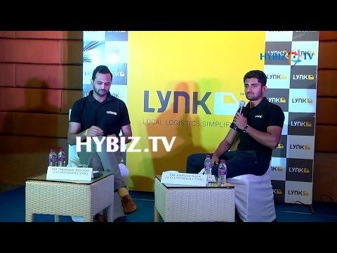 Lynk Truck Booking Service Launch in Hyderabad   hybiz