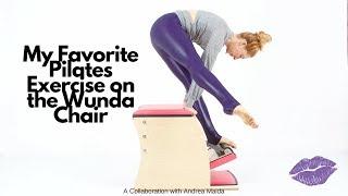 My Favorite Wunda Chair Exercise - Lesley Logan Pilates
