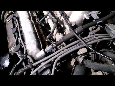 Kia Optima Fuel Line