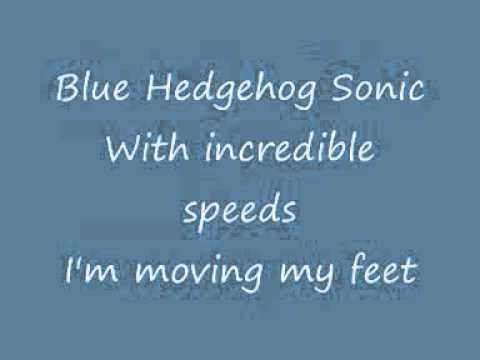They call me Sonic: True Lyrics