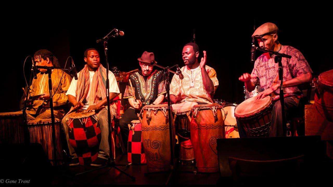 City Boys Of Ghana - African Dance - Nigerian Highlife Music