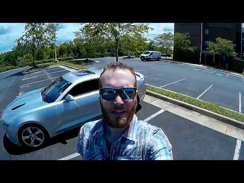 Rental Car Review: 2017 Chevrolet Camaro SS