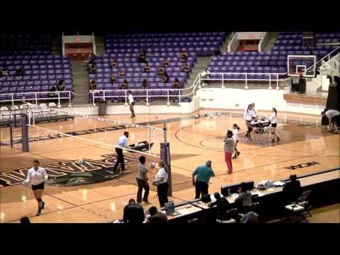 Prairie View A&M Volleyball Vs. Grambling Stae University