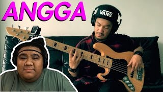 Angga - That's What I Like (Live From The Brit Awards) by Bruno Mars [MUSIC REACTION]