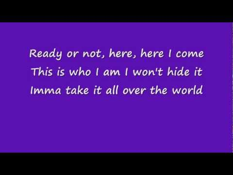 Britt Nicole Feat. Lecrae- Ready or Not - Lyrics