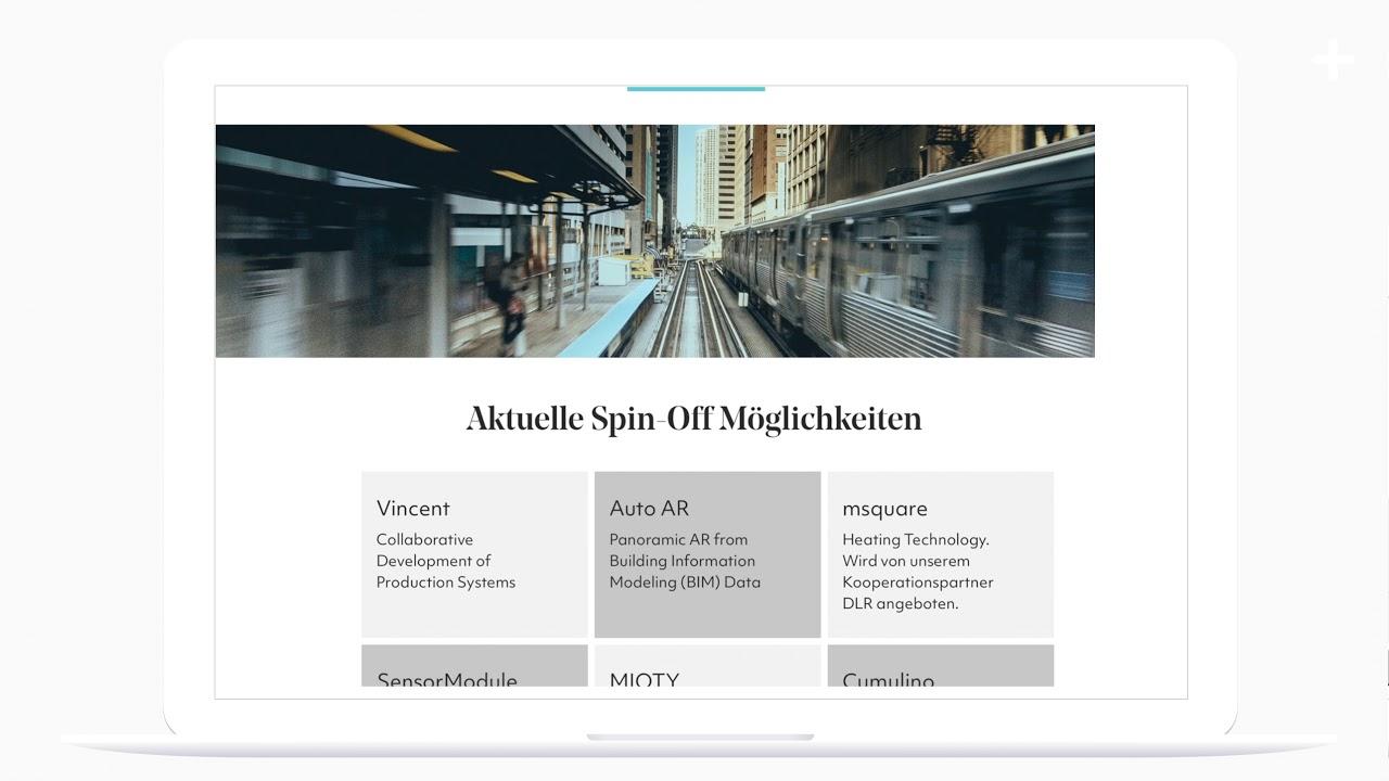Fraunhofer Website