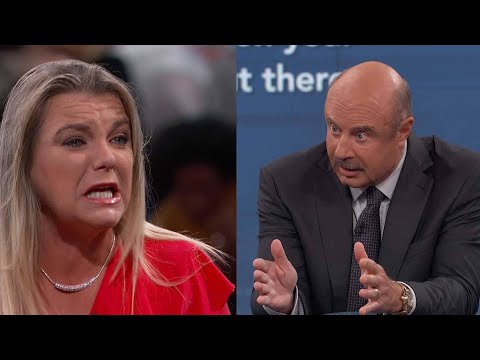 Dr. Phil To Guest: 'You're Just Used To Playing The Victim'
